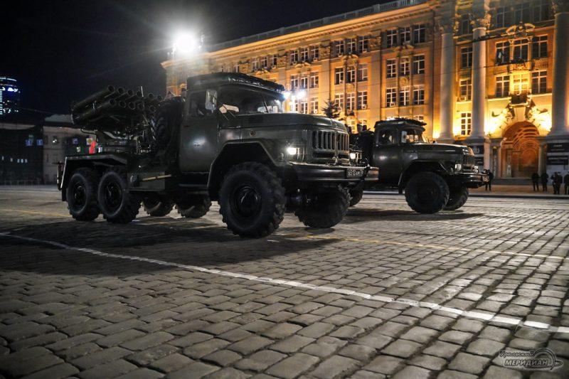 Repetitsiya parada Pobedy Ekaterinburg 26.04.21 48