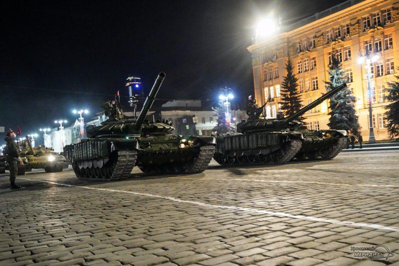 Repetitsiya parada Pobedy Ekaterinburg 26.04.21 50