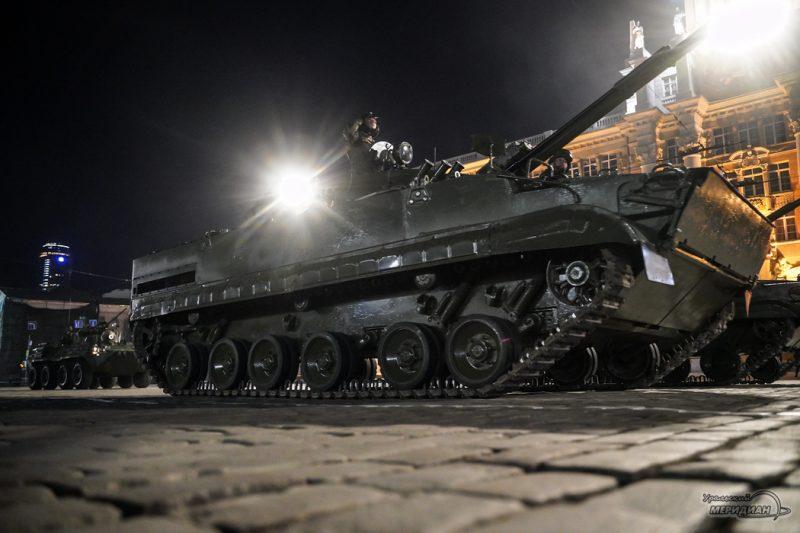 Repetitsiya parada Pobedy Ekaterinburg 26.04.21 55