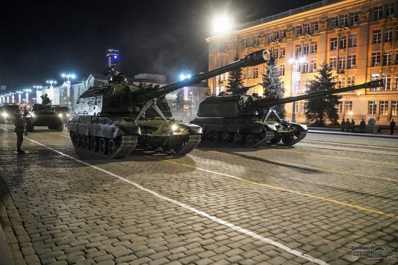 Repetitsiya parada Pobedy Ekaterinburg 26.04.21 57