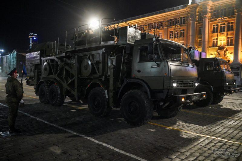 Repetitsiya parada Pobedy Ekaterinburg 26.04.21 63