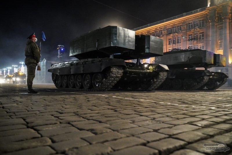 Repetitsiya parada Pobedy Ekaterinburg 26.04.21 66