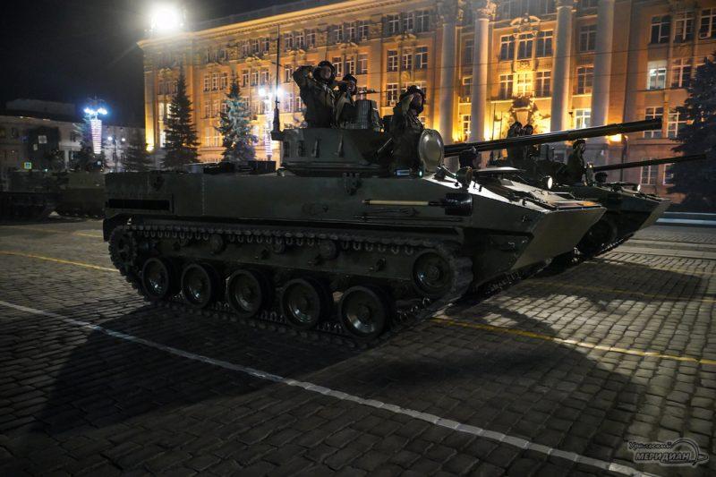 Repetitsiya parada Pobedy Ekaterinburg 26.04.21 71