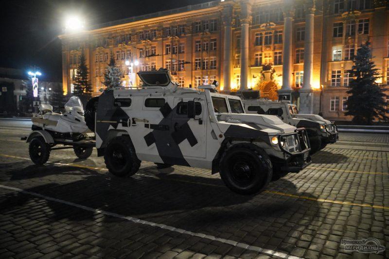 Repetitsiya parada Pobedy Ekaterinburg 26.04.21 74