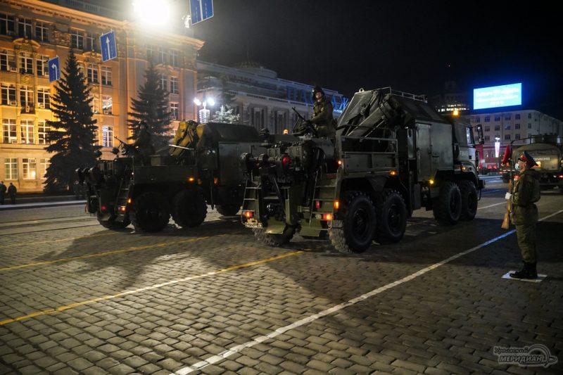 Repetitsiya parada Pobedy Ekaterinburg 26.04.21 77