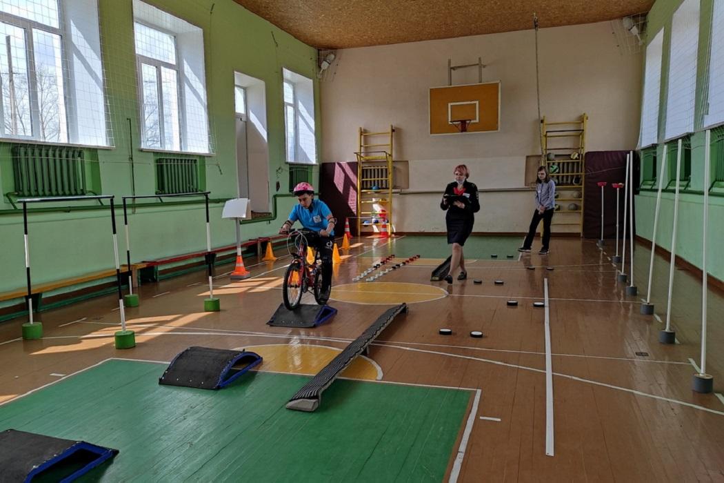 Спортзал + велосипед