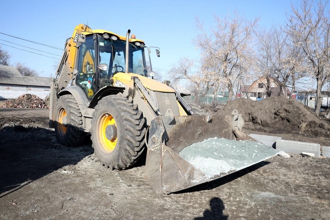 Трактор + ремонт + земля