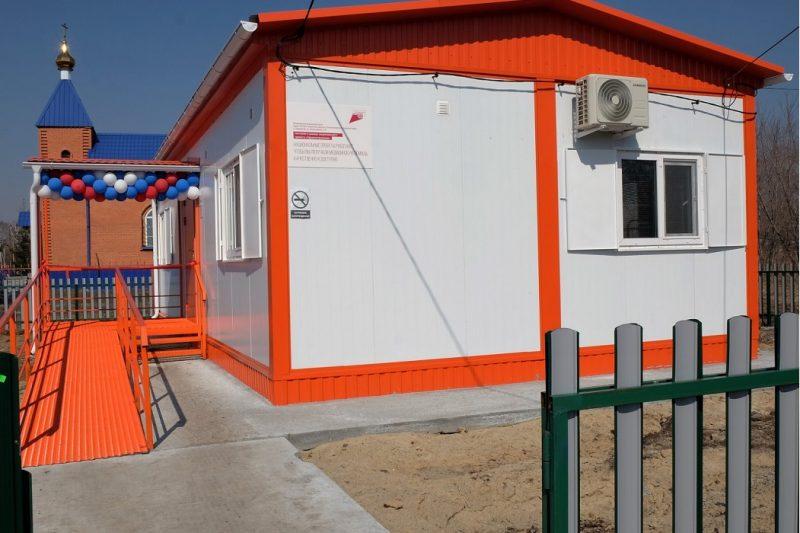 Три новых ФАПа открылись в Голышмановском городском округе