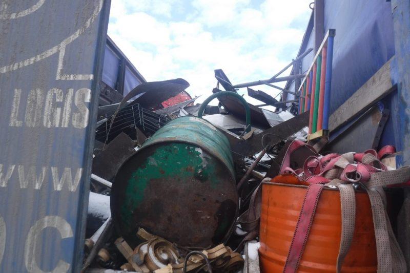 Тюменская таможня напоминает о разрешительном порядке перемещения лома и отходов производства