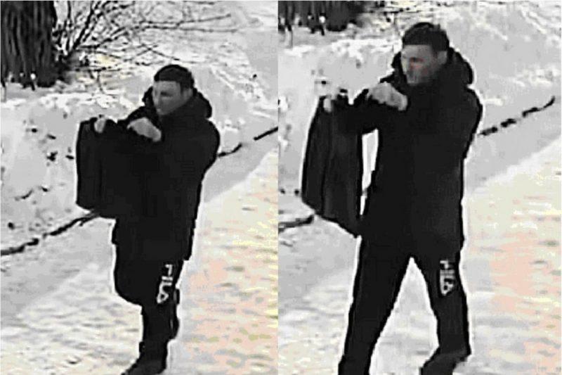 В Челябинске ищут мужчину убившего директора магазина Игрушки