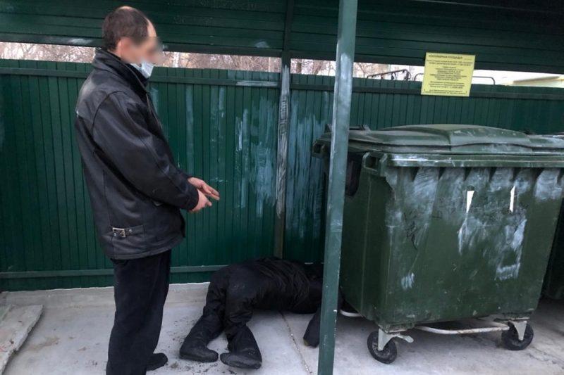 В Полевском мужчина вывез тело убитой знакомой на помойку