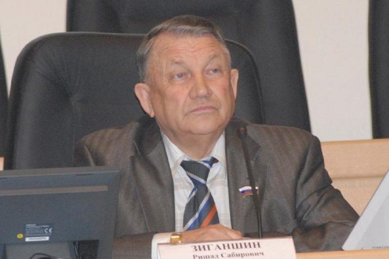 В Тюмени скончался бывший депутат городской Думы Ришад Зиганшин