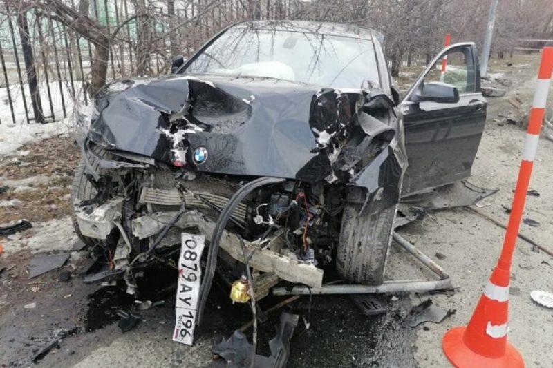 Водитель BMW сбил пенсионерку в Тюмени 1