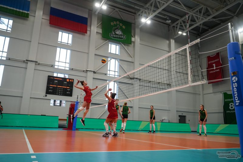 Voleybol Karpol akademiya voleybola Uralochka 71