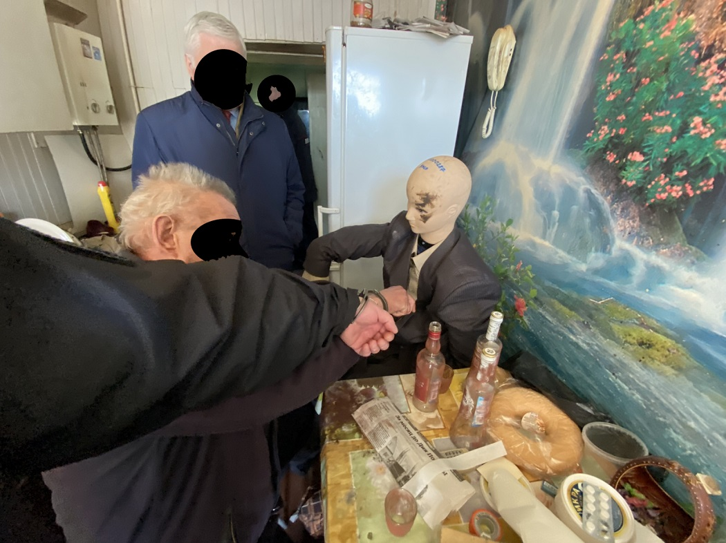 Житель Ялуторовска убил знакомого и спрятал его тело в огороде 1