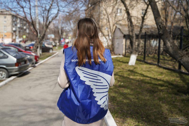 georgievskaya lentochka volontery den pobedy 9