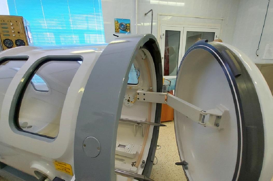 В отделении Новоуренгойской больницы закрыли стационар для лечения ковида