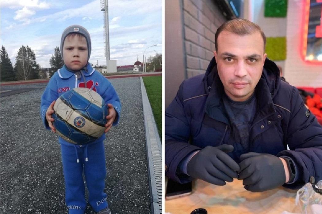 Свердловчанина подозревают в похищении семилетнего сына