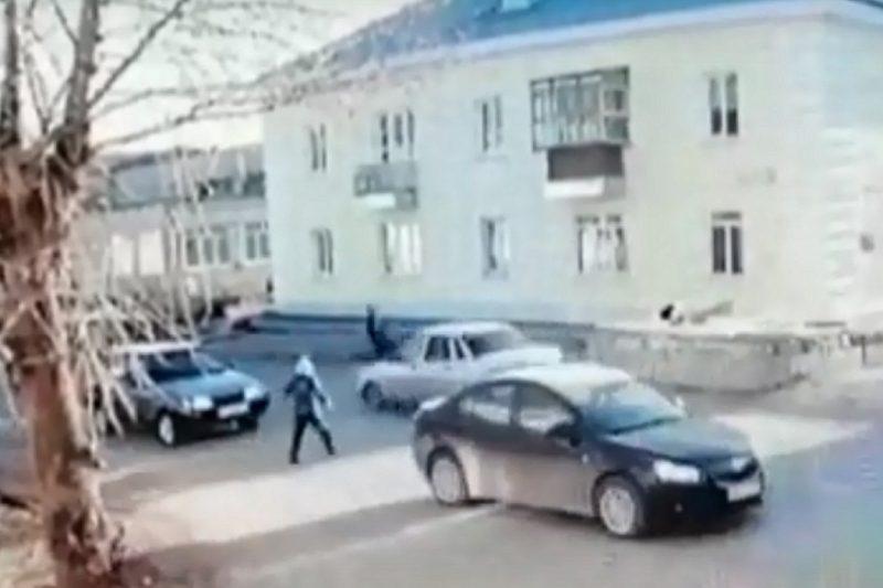 В Каменске-Уральском в ДТП попал 9-летний ребенок-пешеход