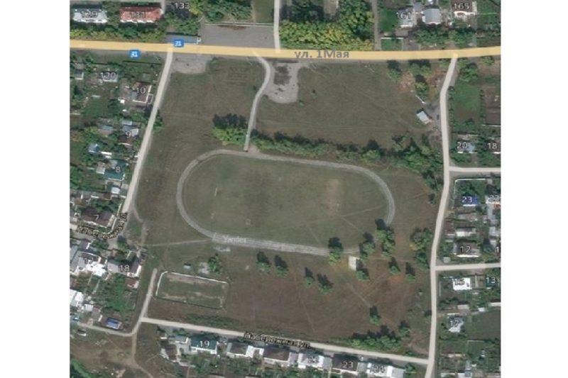 stroitelstvo stadiona Dolgoderevenskoe CHelyabinskaya oblast