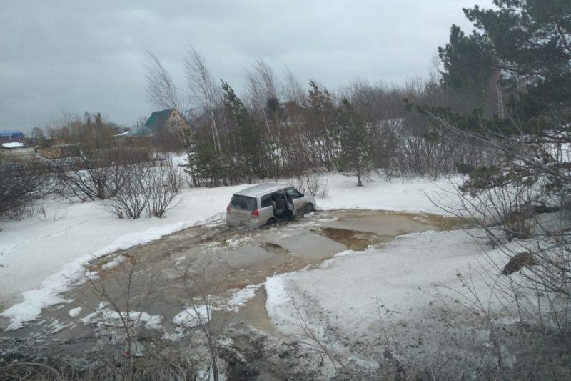 В ДТП в Полевском Свердловской области пострадали пятеро детей