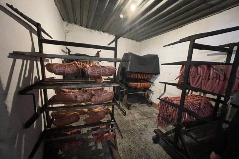 Россельхознадзор выявил нарушения в колбасном цехе Алапаевска