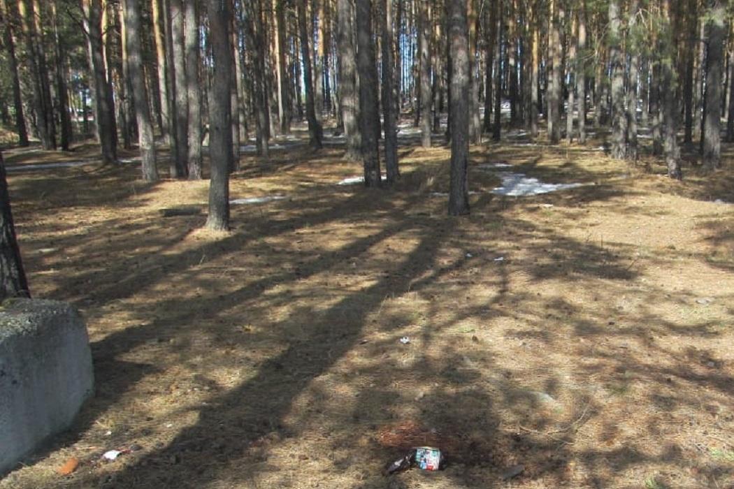 На Урале задержан подозреваемый в изнасиловании и убийстве женщины