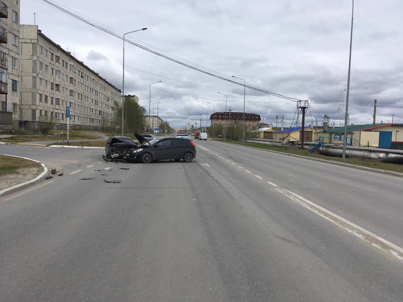 12 ДТП произошло на дорогах Ямала за сутки