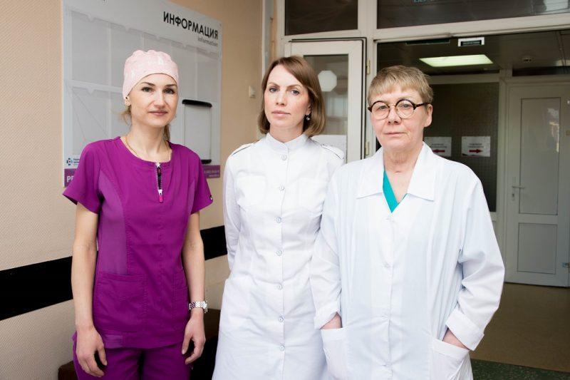 30.06.2021 V ginekologicheskom otdelenii OKB 1 provodyat operatsii vysokoy stepeni slozhnosti