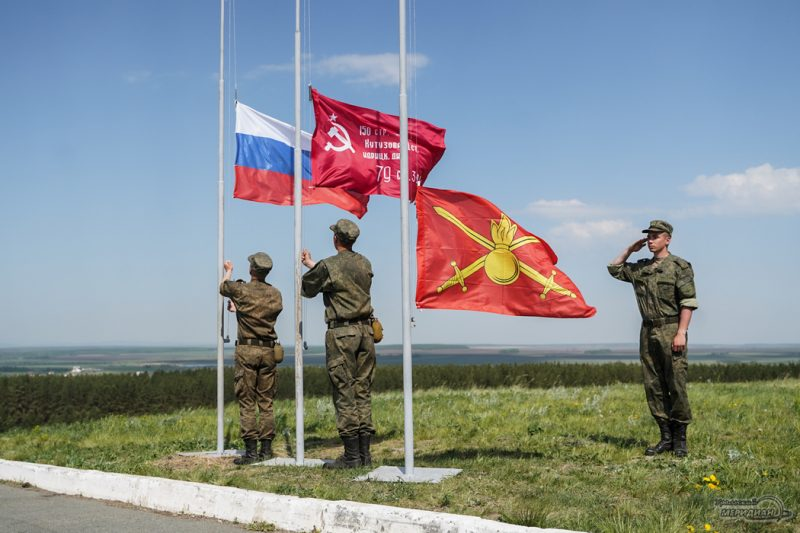 Armeyskie igry Tankovyy biatlon TSVO tank 17.05.21 11