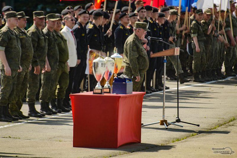 Armeyskie igry Tankovyy biatlon TSVO tank 17.05.21 13