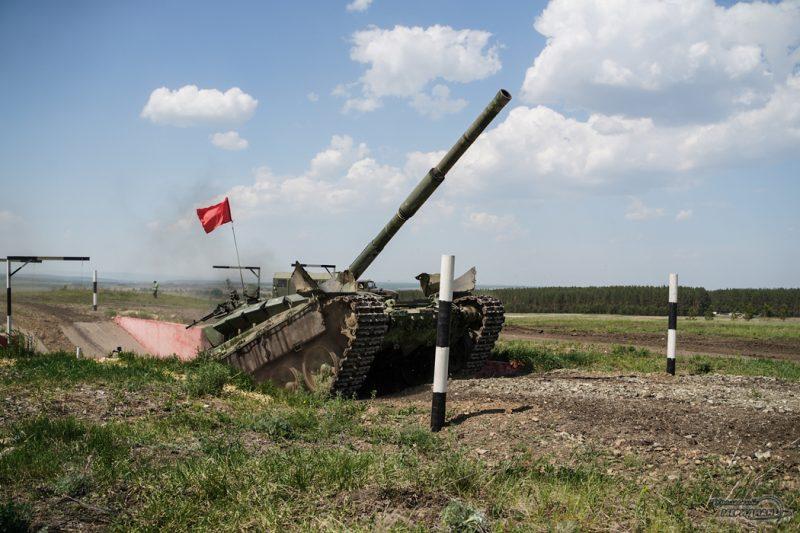 Armeyskie igry Tankovyy biatlon TSVO tank 17.05.21 33