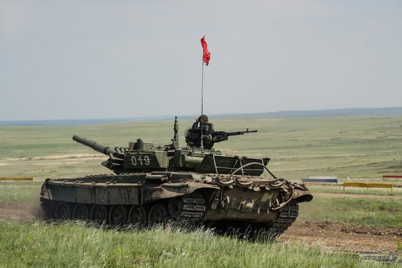Armeyskie igry Tankovyy biatlon TSVO tank 17.05.21 40