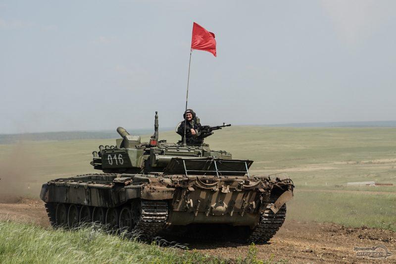 Armeyskie igry Tankovyy biatlon TSVO tank 17.05.21 41