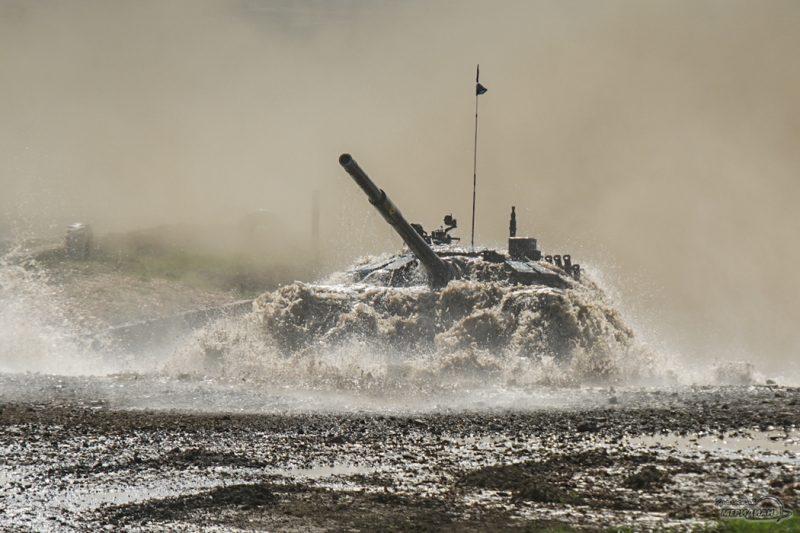 Armeyskie igry Tankovyy biatlon TSVO tank 17.05.21 53
