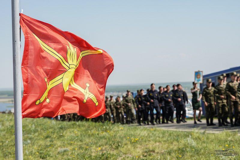 Armeyskie igry Tankovyy biatlon TSVO tank 17.05.21 6