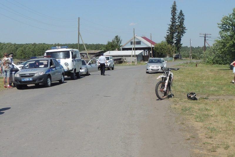 DTP v Pyshminskom rayone