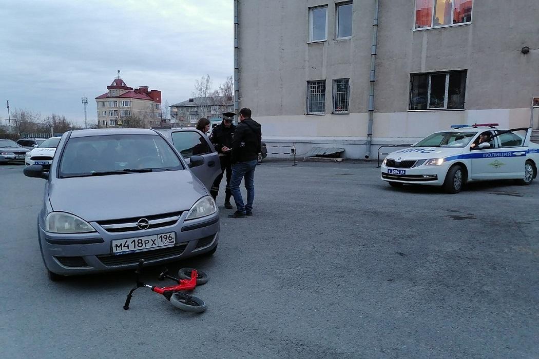 Два ребёнка пострадали в ДТП на Урале из-за беспечности взрослых