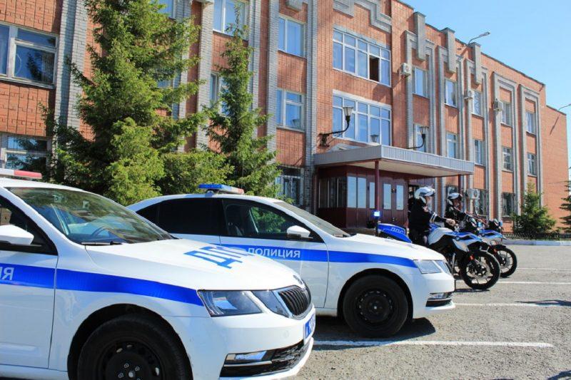 ГИБДД + ДПС + полиция + мотоциклы + автомобили