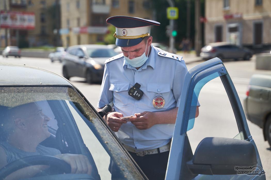GIBDD Ekaterinburg aktsiya den snizheniya skorosti 07