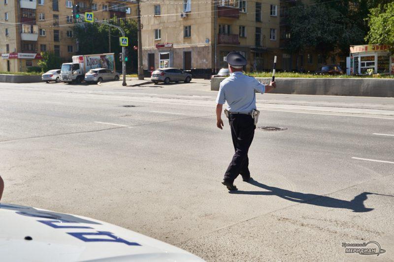 GIBDD Ekaterinburg aktsiya den snizheniya skorosti 15