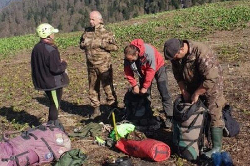 Спасатели не нашли оставленного в горах Абхазии туриста из Екатеринбурга