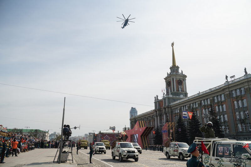 Parad Pobedy Ekaterinburg 9 maya 2021 14