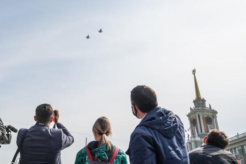 Parad Pobedy Ekaterinburg 9 maya 2021 16