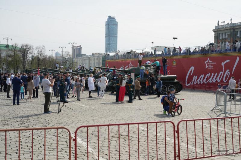 Parad Pobedy Ekaterinburg 9 maya 2021 17