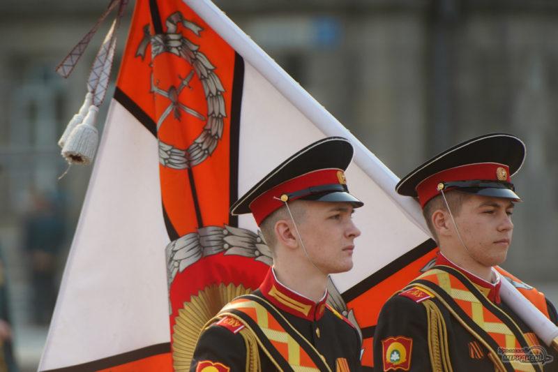 Parad Pobedy Ekaterinburg 9 maya 2021 2