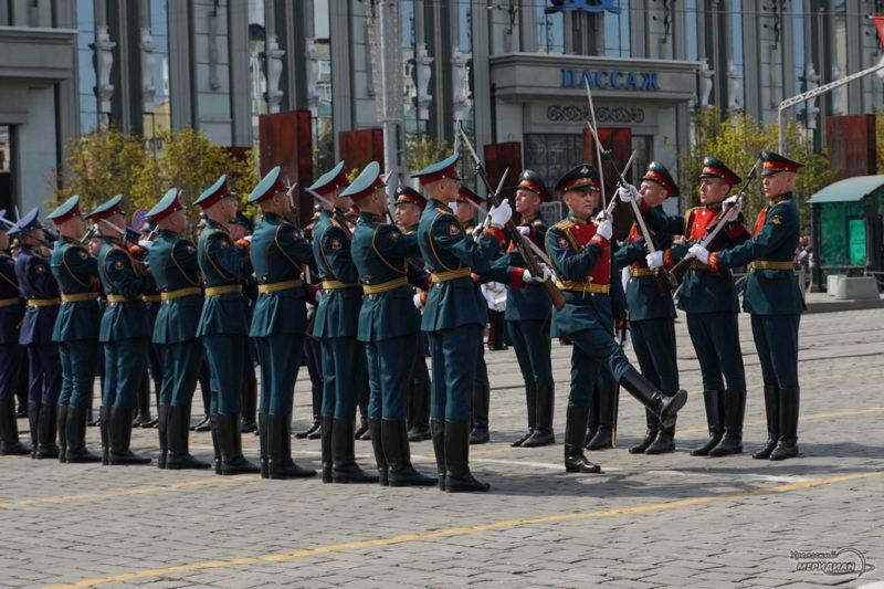 Parad Pobedy Ekaterinburg 9 maya 2021 23