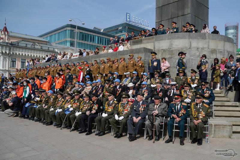 Parad Pobedy Ekaterinburg 9 maya 2021 24