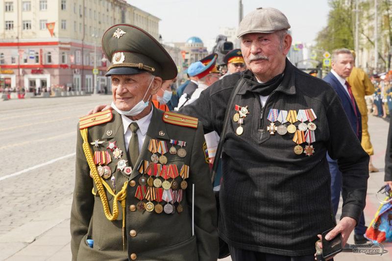 Parad Pobedy Ekaterinburg 9 maya 2021 25