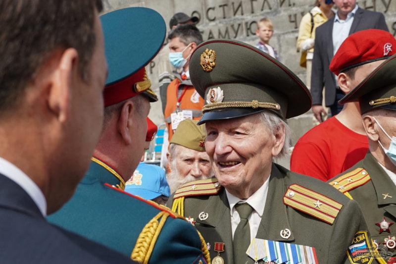 Parad Pobedy Ekaterinburg 9 maya 2021 26